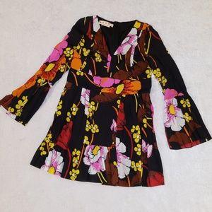 Marni floral dress size 40